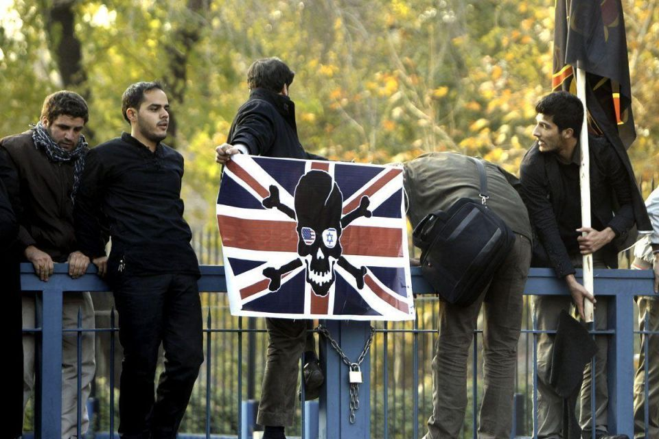 UK pulls diplomatic staff from Iran after embassy attack