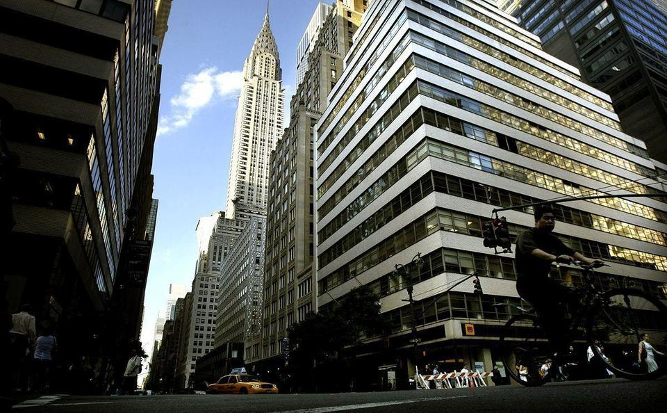Foreign investment in US commercial property drops almost 50%