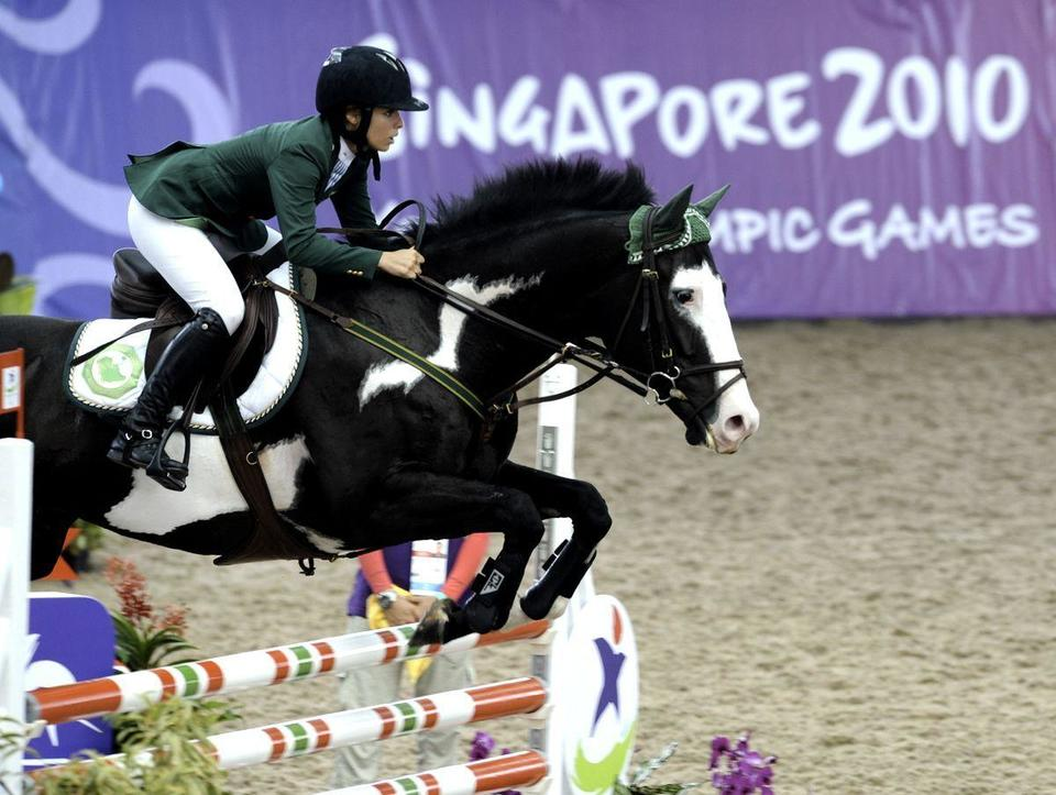Saudi to send first female to compete in Olympics