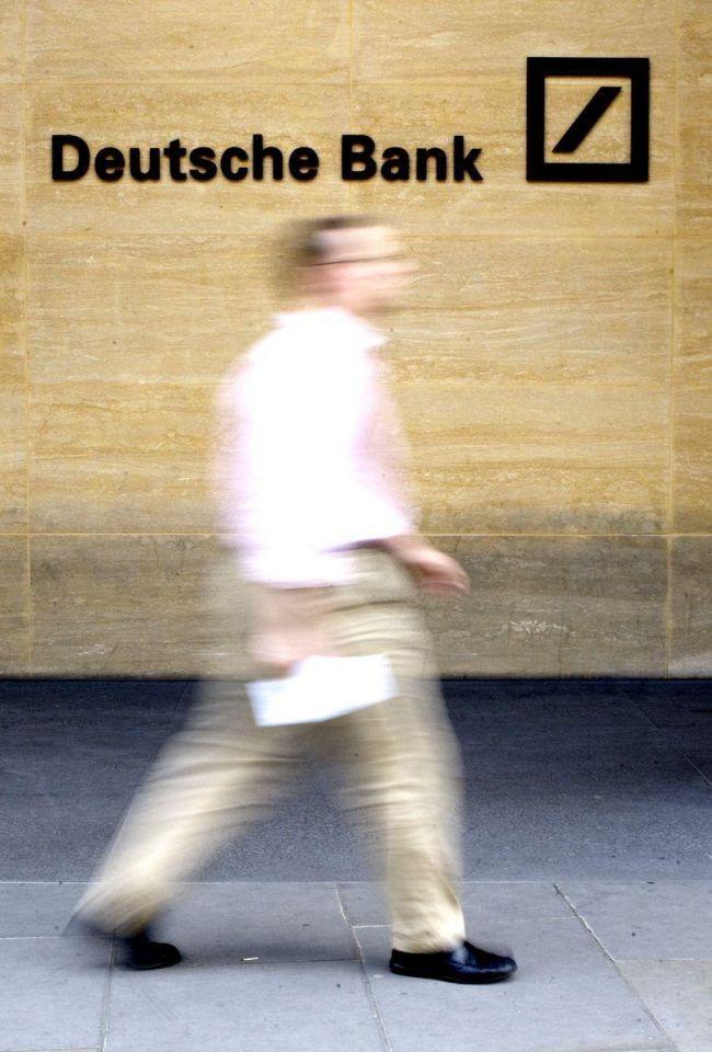 Dubai's regulator slaps Deutsche Bank with $8.4m fine
