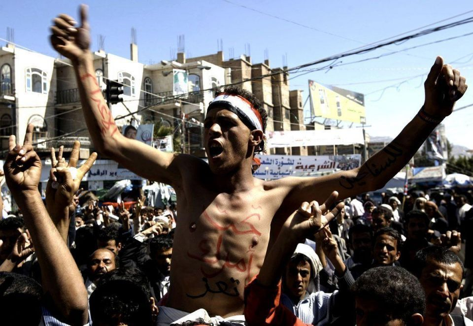 Two killed after ceasefire in Yemen's hotbed city of Taiz
