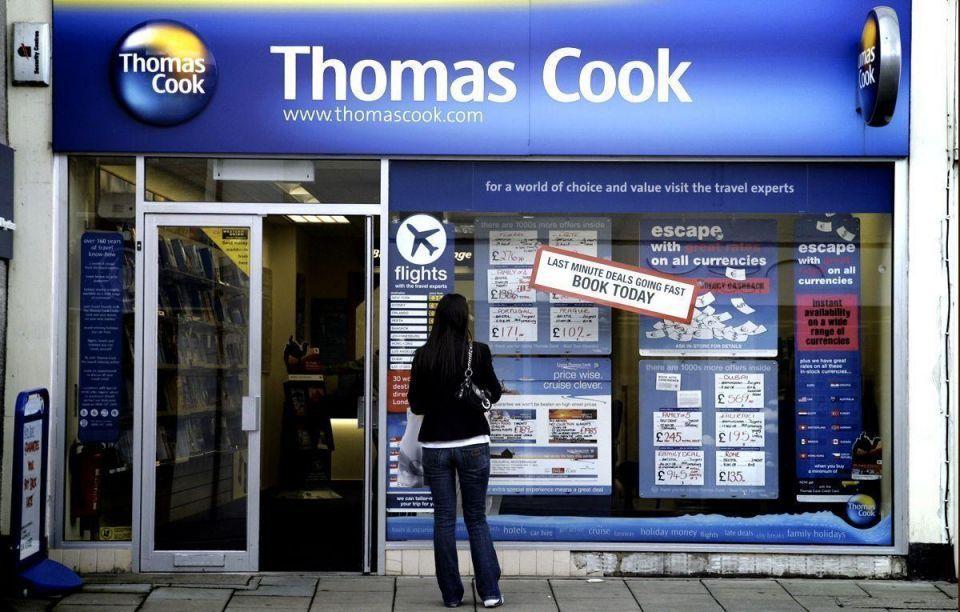 Thomas Cook subsidiary buys Dubai HR firm