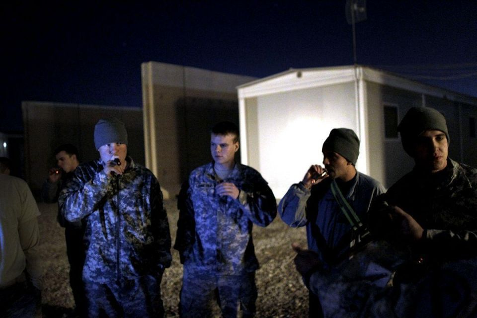 US army bases handed back to Iraq as troops head home