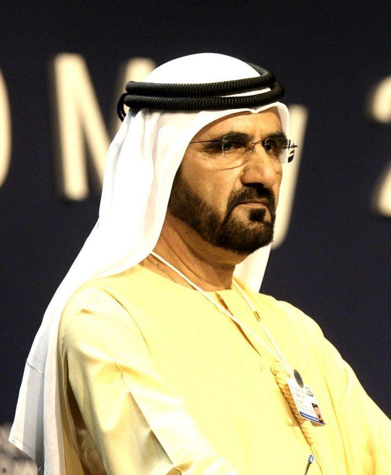Dubai ruler in top ten most followed leaders on Twitter