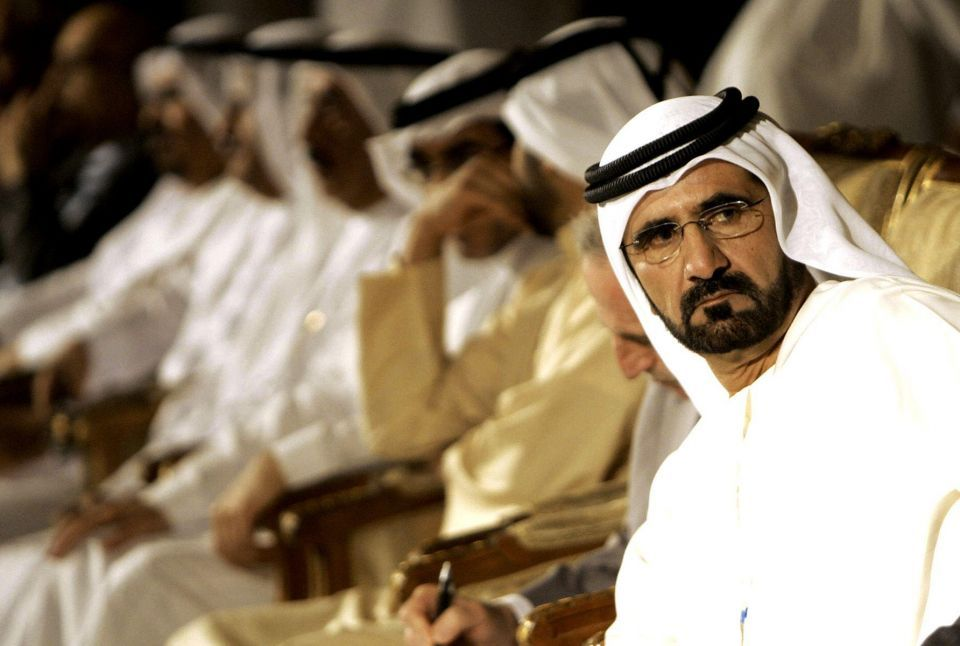 Dubai's ruler plays down fears of nuclear Iran