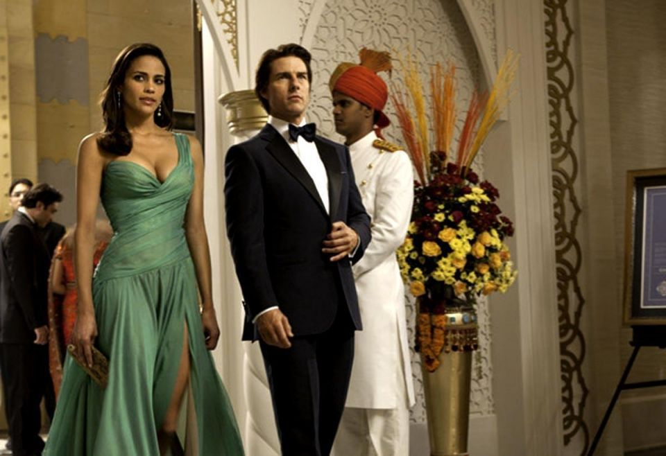 Dubai hotel gets big-screen break in Mission Impossible