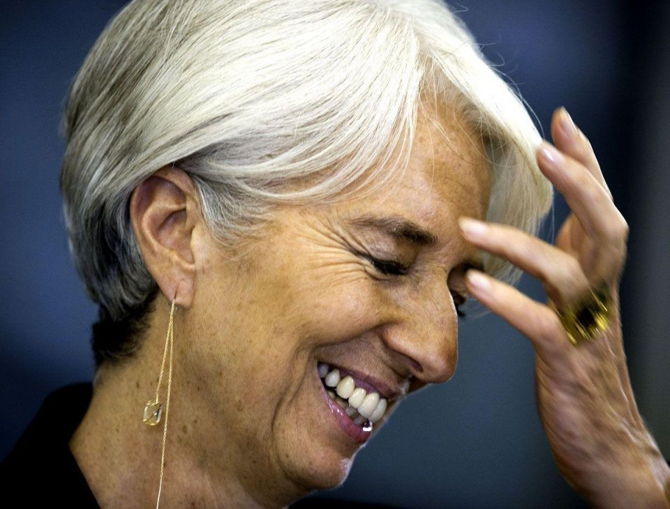Lagarde calls for lasting fiscal policies across Middle East