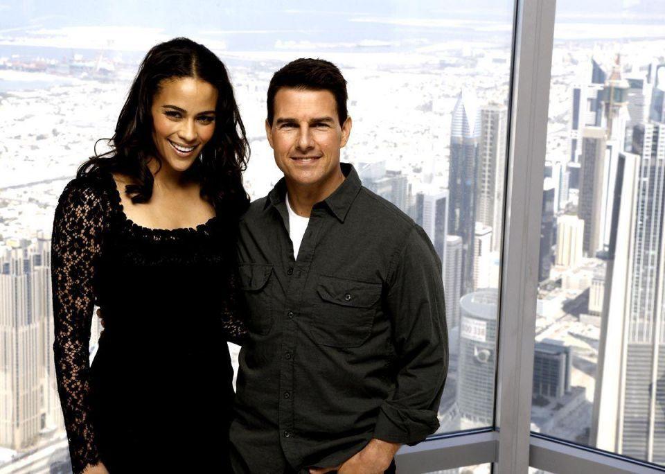 Dubai has future as movie hub, says Cruise