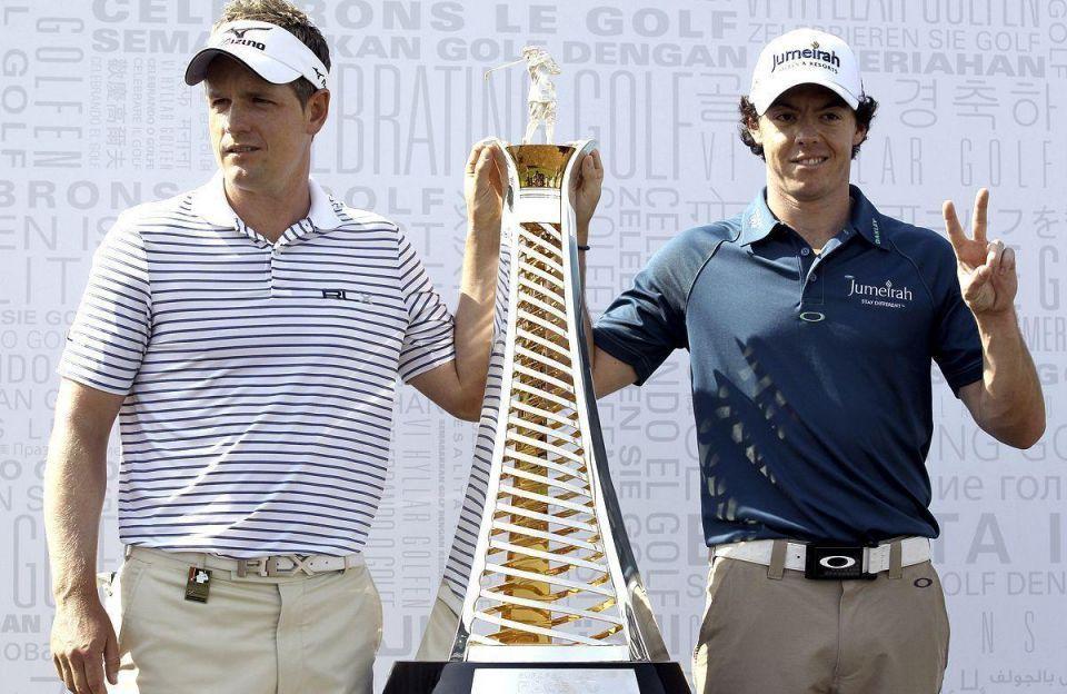 Big-hitting McIlroy has advantage in Dubai, Karlsson says