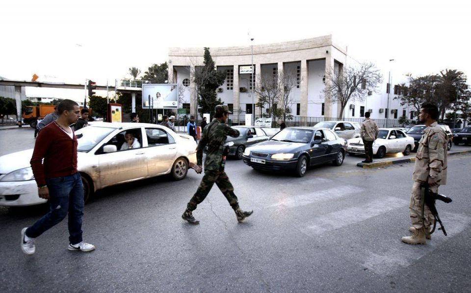 Tripoli protesters want armed militias out of town