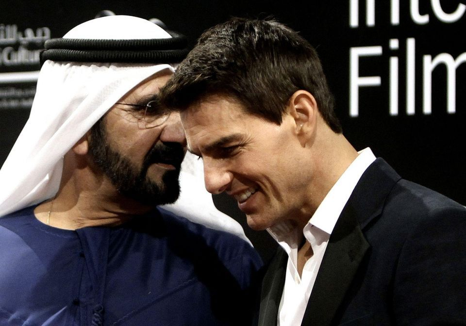 We want to be No. 1, says Sheikh Mohammed