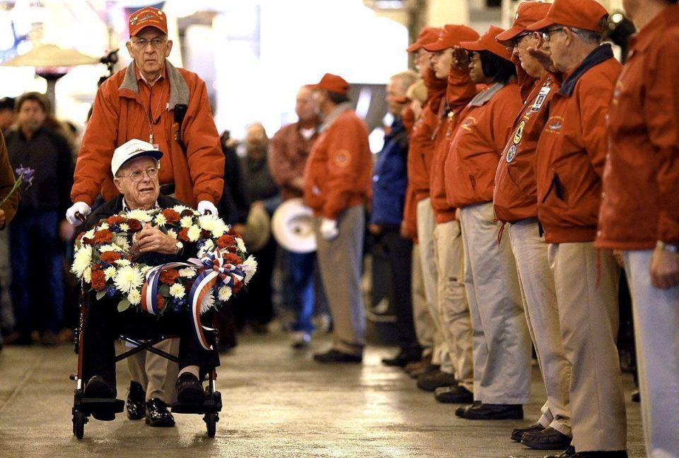 America remembers Pearl Harbour attacks 70 years on