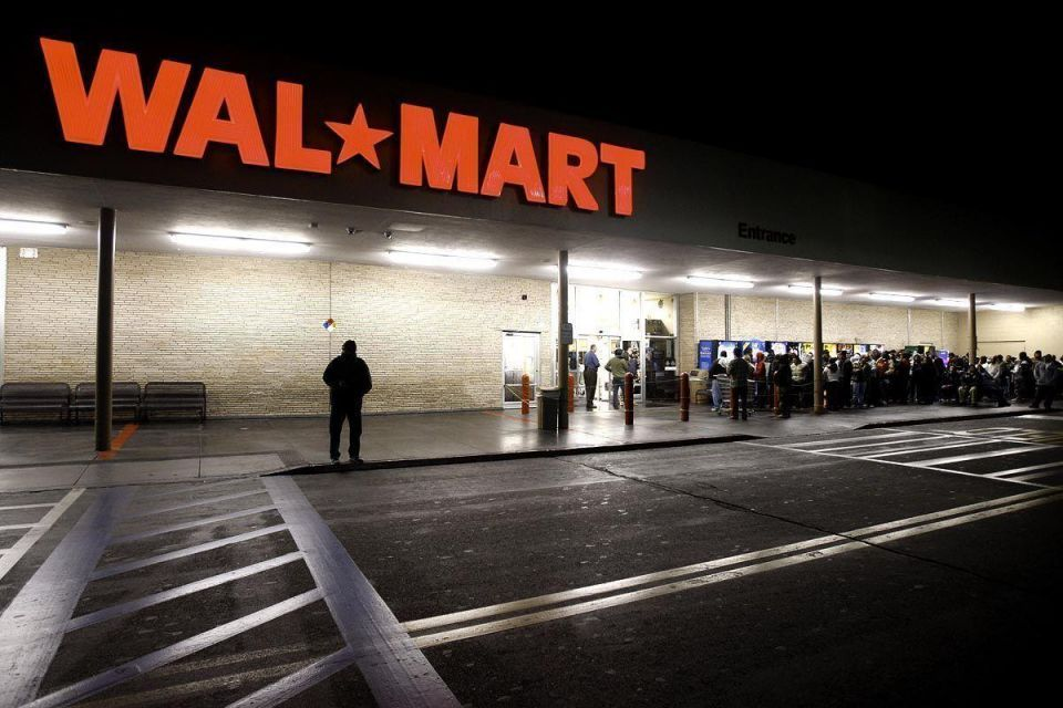 Wal-Mart battles with Karl Marx's ghost in India