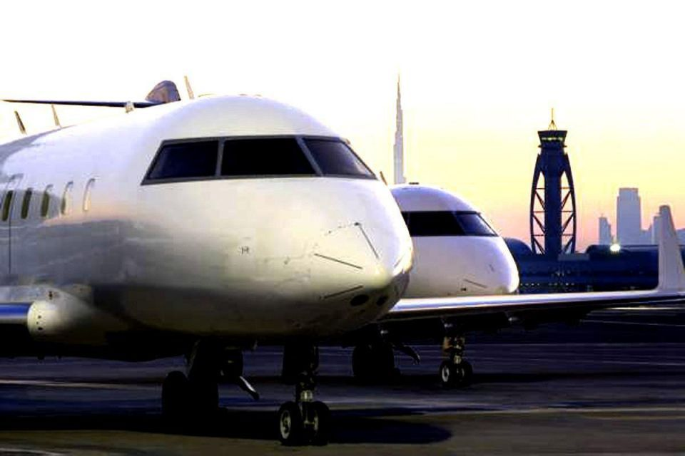 ExecuJet sees Middle East growth up 10-15%