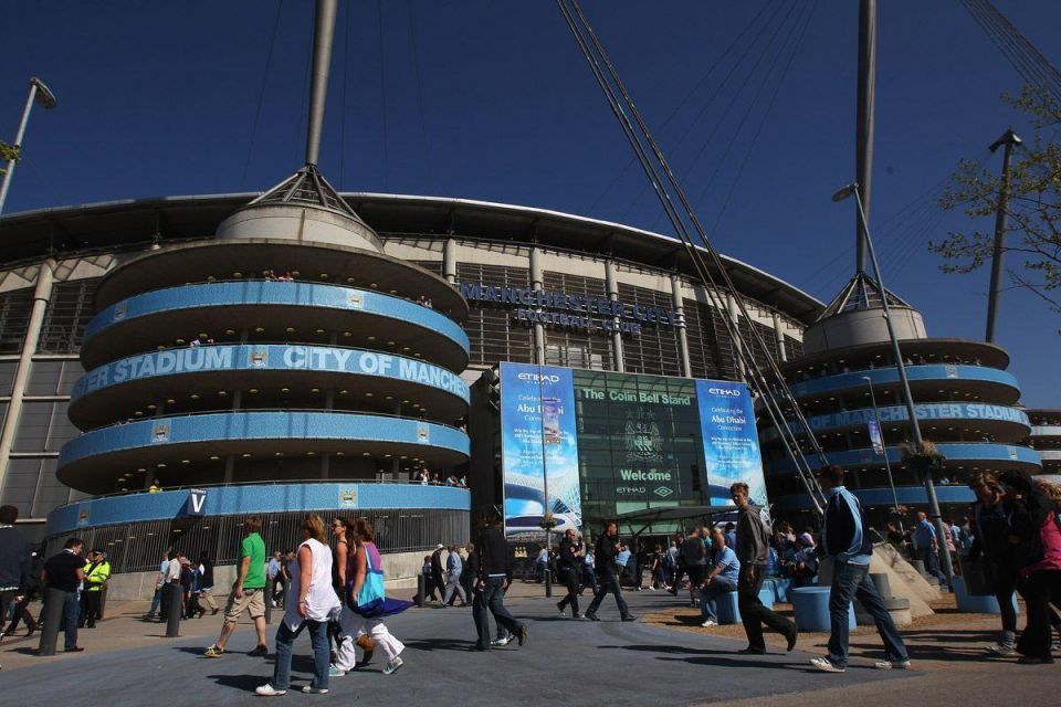 Manchester City special: Build it, and they'll come