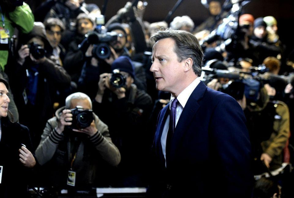 UK faces isolation as Europe pushes on with fiscal union