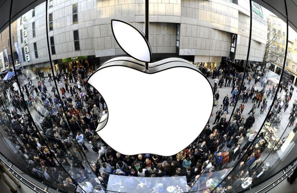 Apple takes bite out of MENA technology market