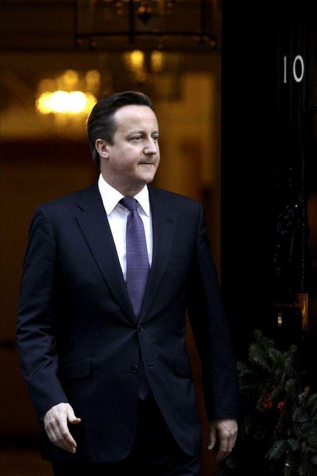 UK's David Cameron urges Bahrain to embrace reform
