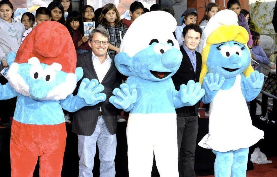 Bahrain eyes Smurfs theme park to revive tourism