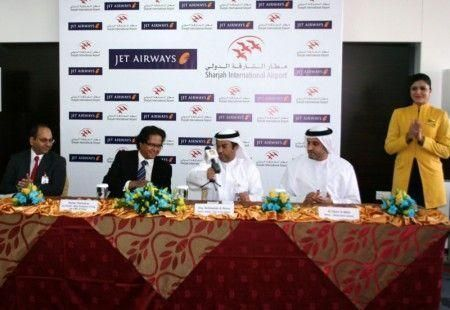 Jet Air sees launch of second daily service to Sharjah