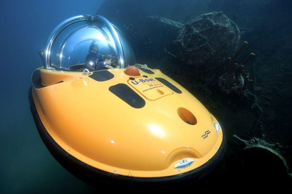 Private submarines firm eyes GCC's richest residents