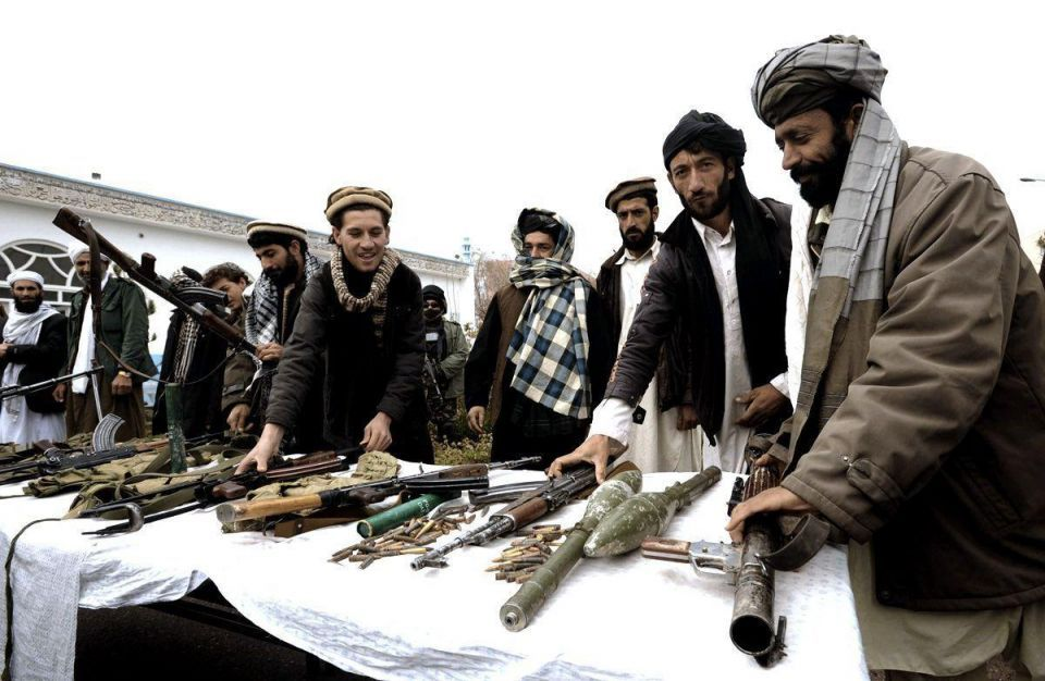 In mountain camps in Pakistan, Taliban recruits train for death