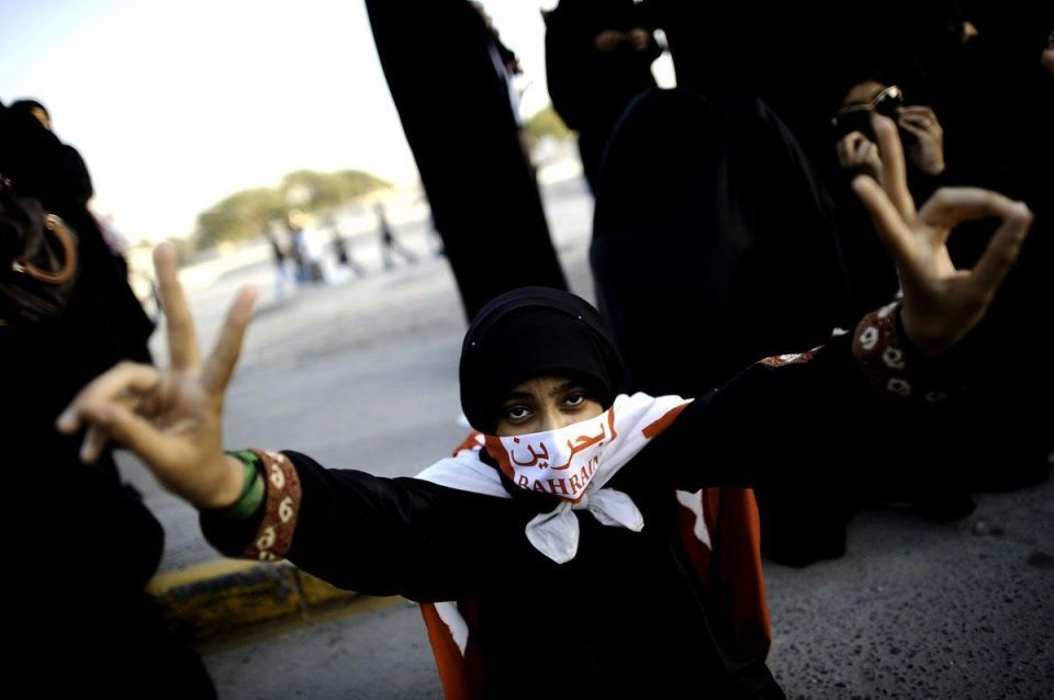 Police fire tear gas as protests return to Bahrain's streets