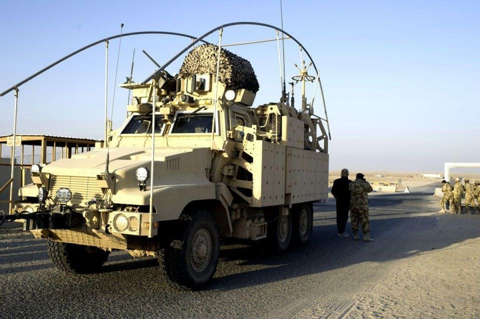 US orders new troops to Middle East to counter Iran 'threat'