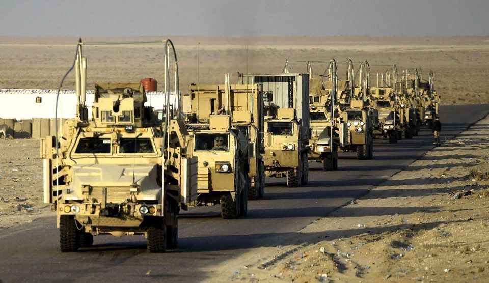 US troops are gone but Iraq war is not over