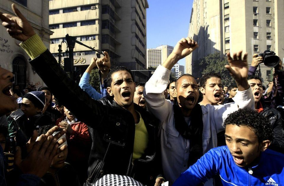 Activists plan million-man march to Egypt's Tahrir Square