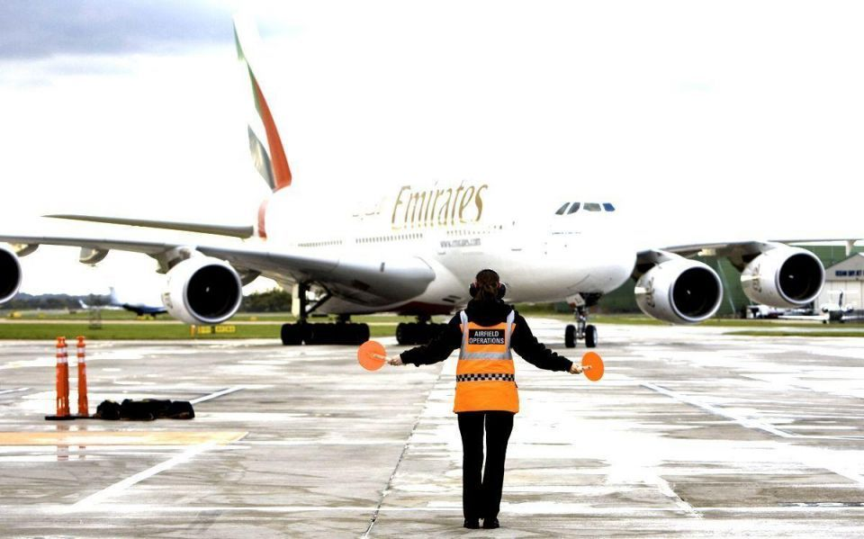 Emirates Airline's bond yield falls to record low
