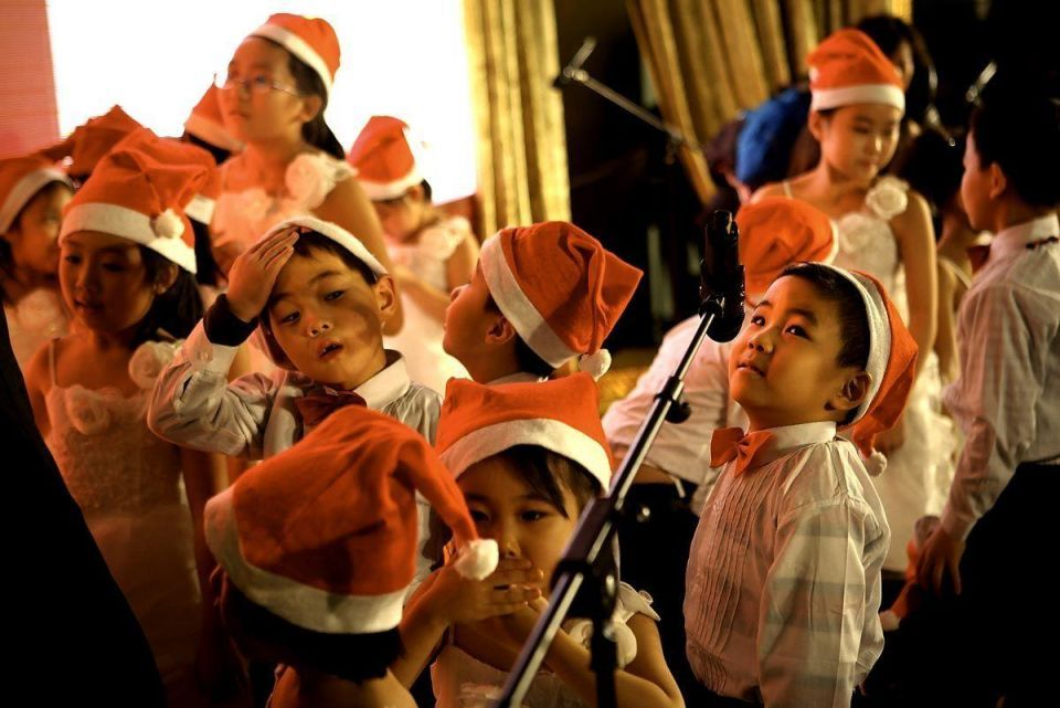 Bomb blasts, peace appeals mark this year's Christmas