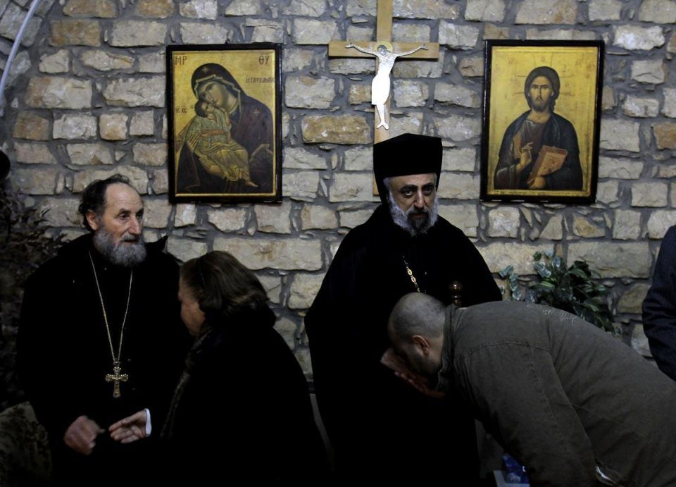 Christian archbishop flees Syria - report