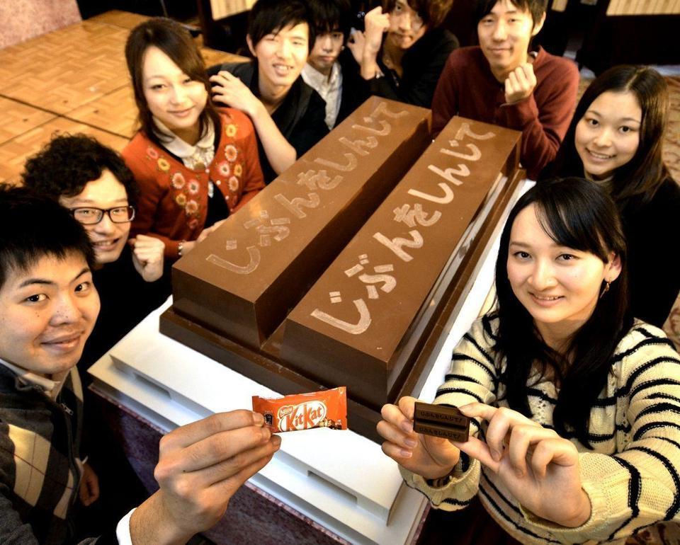 Chocolate makers see a sweet future in China's wealthy population