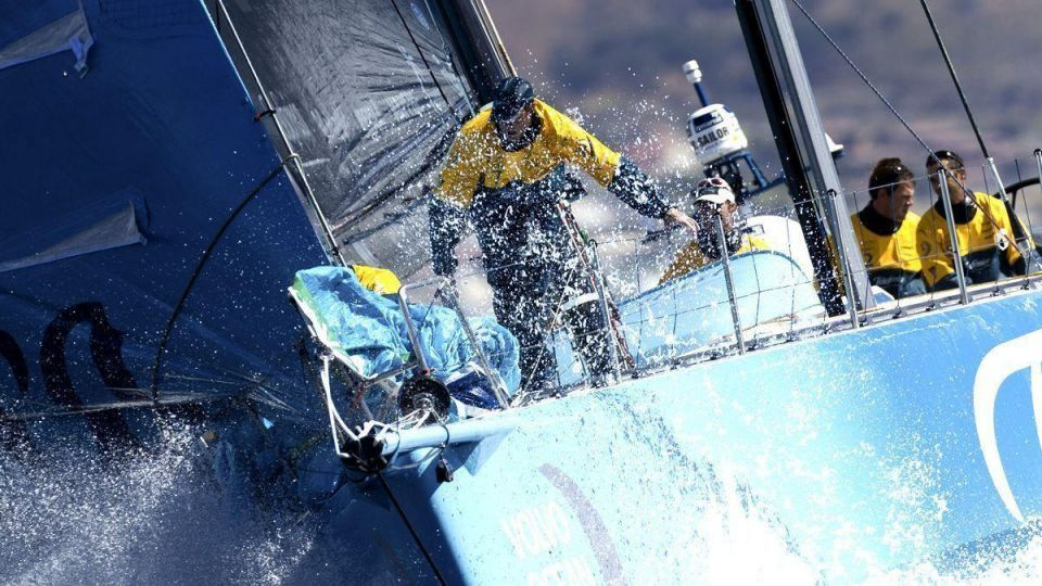 Volvo Ocean Race: Spain's Telefonica nets nail-biting win