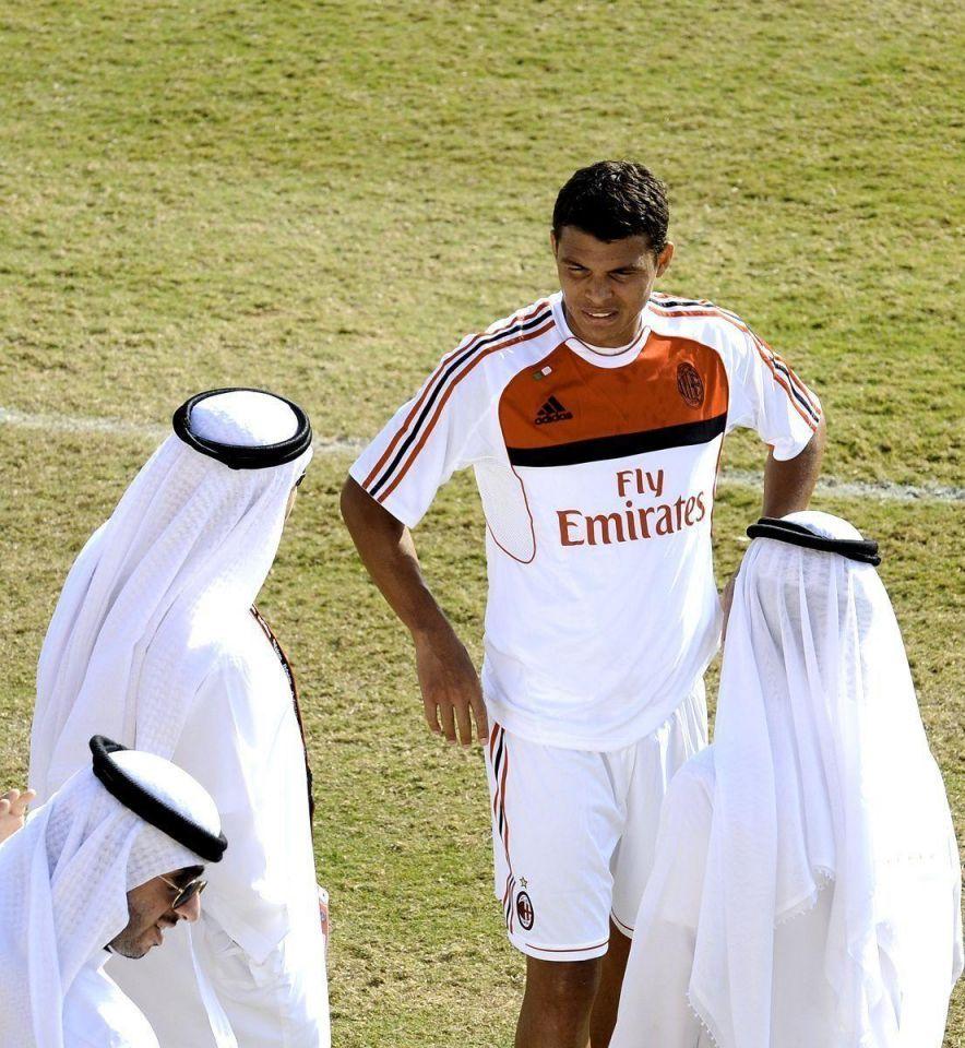 Qatar's PSG fails with world record bid for Silva