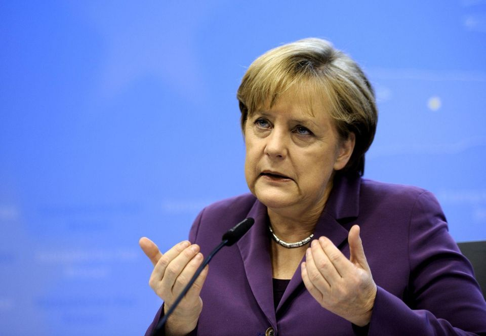 Merkel dismisses US request for more military help against ISIL