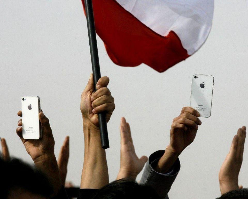 Stateless Arabs demand citizenship in Kuwait march