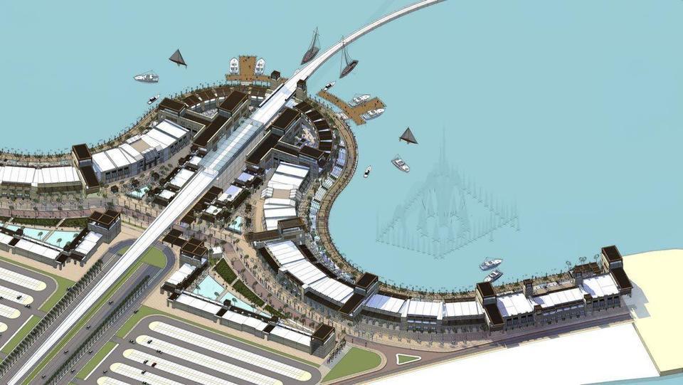 Nakheel unveils first new Palm project since Dubai crash