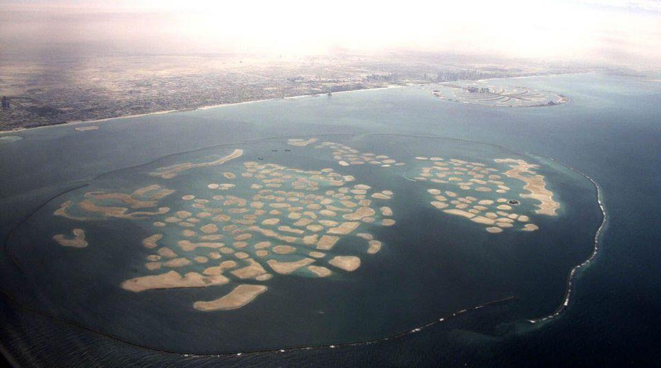 Build floating bridge to The World, says Emaar's Alabbar