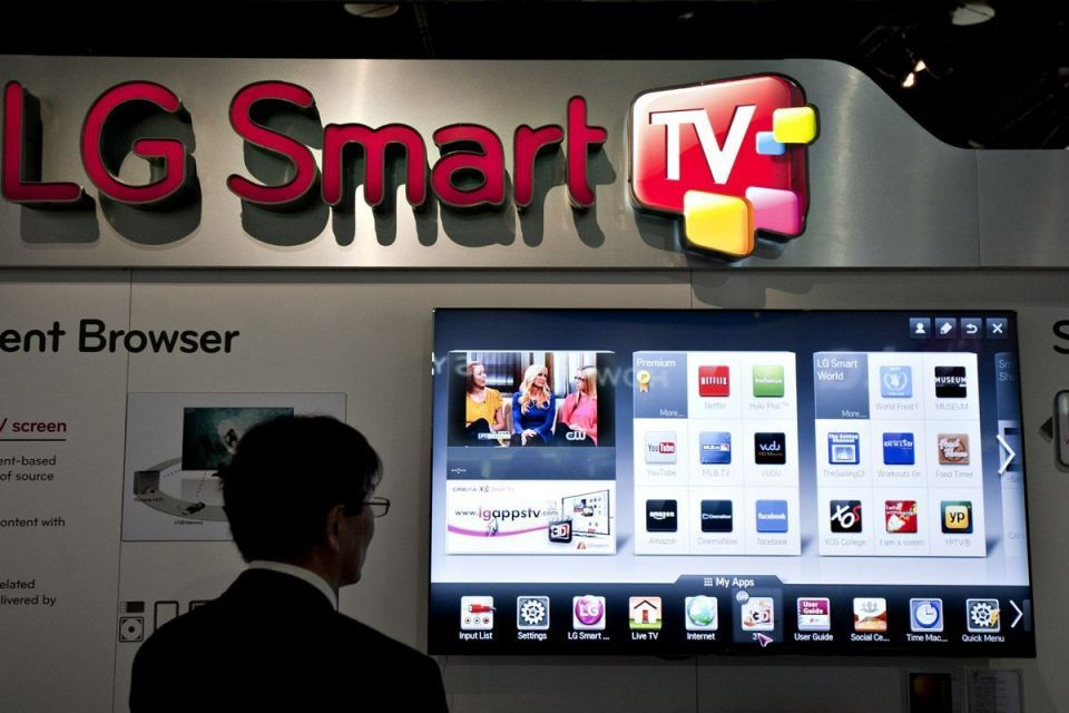 Voice-operated smart TVs may spur tech profits