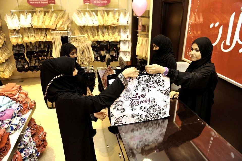 Saudi retailers claim they've lost $160m under rules to hire women