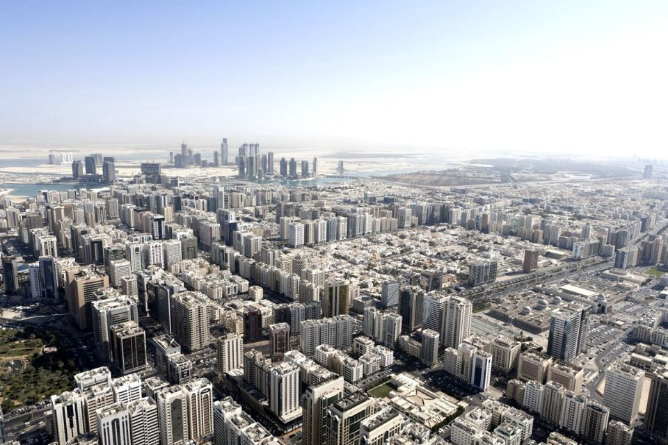 Prime Abu Dhabi property prices up 8% in Q1