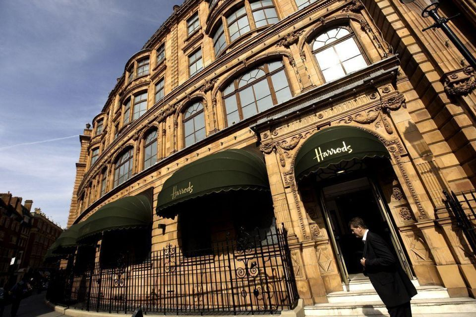 Qatar-owned Harrods lures rich with $50m makeover