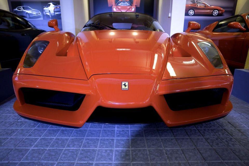 Rare Ferrari in Dubai 'not for sale', says police