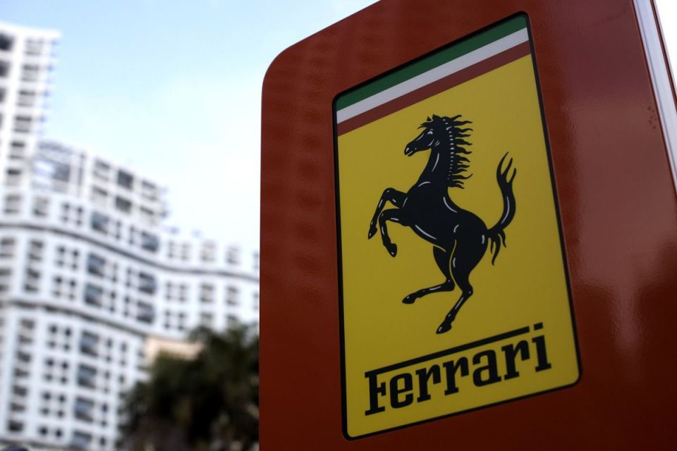 Ferrari valued at up to $9.8bn ahead of US IPO