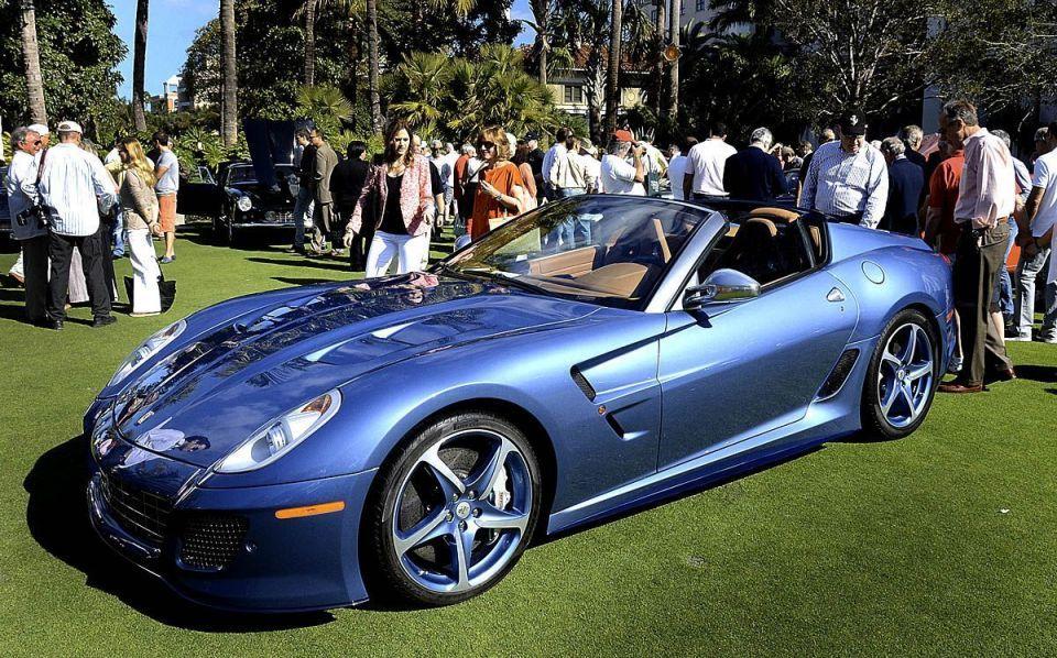 Ferrari enthusiasts flock to glitzy Palm Beach convention