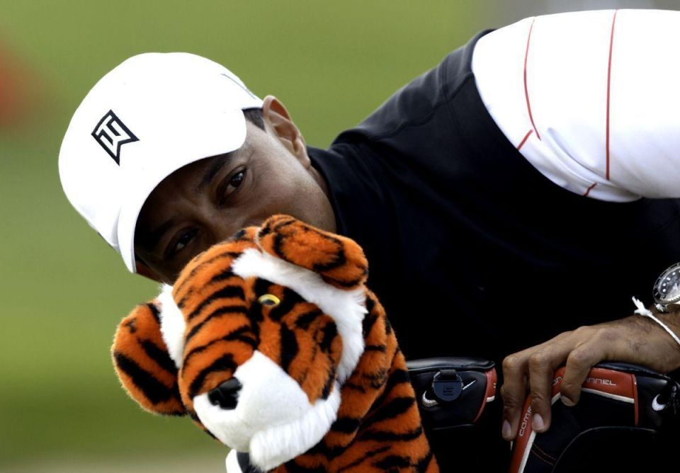 Tiger Woods to return to Dubailand after deal with Damac
