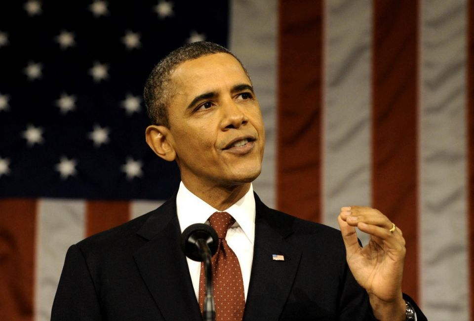 Obama inks order to freeze Iran's US assets