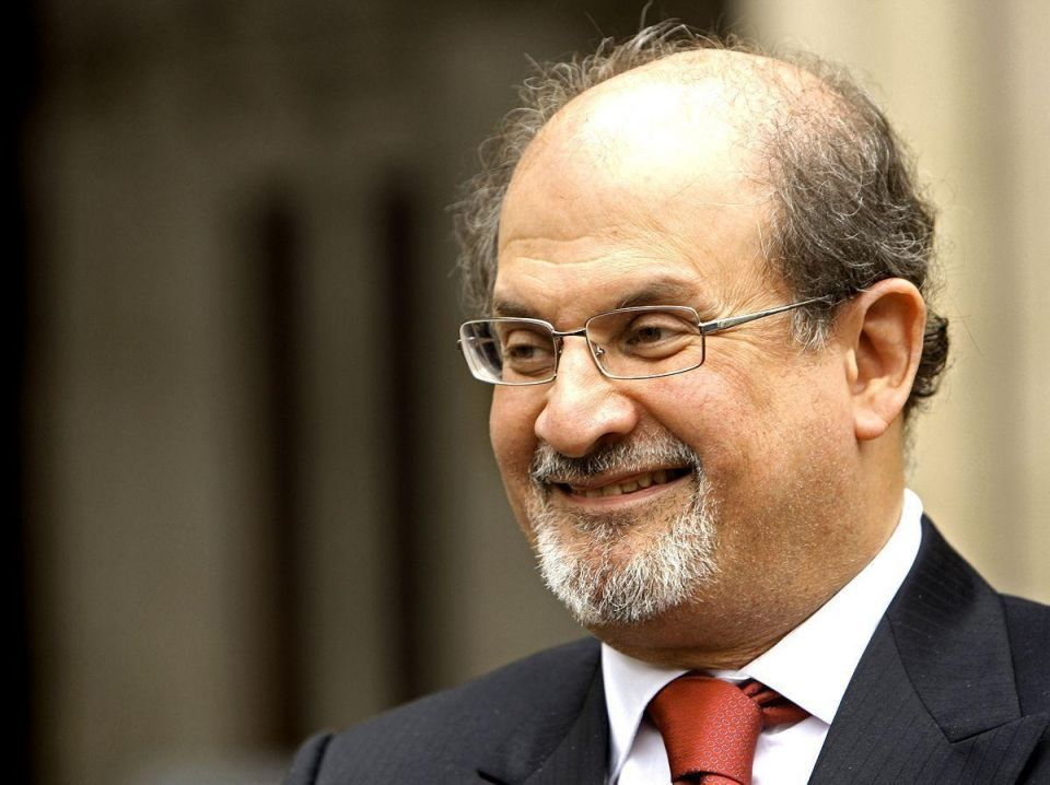 Iran foundation ups bounty on Rushdie's head